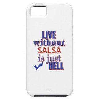 SALSA-ENTWURF SCHUTZHÜLLE FÜRS iPhone 5