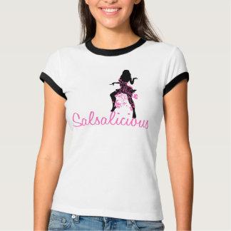 SALSA licious T - Shirt mit einem Tanzenmädchen