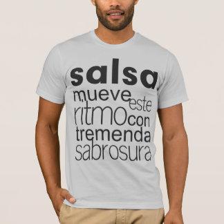 Salsa Mueve este ritmo Betrug tremenda sabrosura T-Shirt