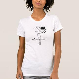 Salsa-T - Shirt SuZy Que kann genügend Susy nicht