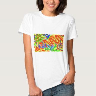 Salsatanzspaß Hemden