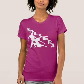 SALSERA T - Shirt mit Tanzenpaaren