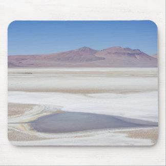 Salt Lake auf der Straße nach Argentinien Mousepad