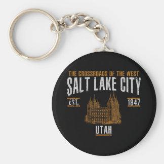 Salt Lake City Schlüsselanhänger