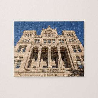 Salt Lake City und Landkreis-Gebäude, Salt Lake Puzzle