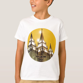 Salt Lake City, Utah T-Shirt
