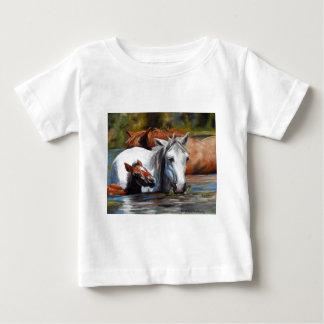 Salt River Fohlen Baby T-shirt