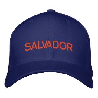 Salvador-Kappe Bestickte Kappe