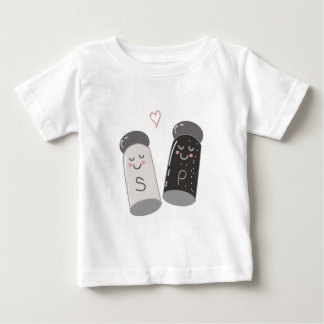 Salz u. Pfeffer Baby T-shirt