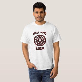 Salz und Brand T-Shirt