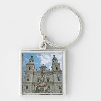 Salzburg-Kathedrale Schlüsselanhänger