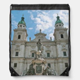 Salzburg-Kathedrale Sportbeutel
