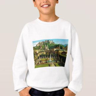 Salzburg-, Österreich-Gärten und Schloss Sweatshirt