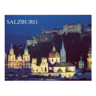 Salzburg Postkarten