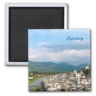 Salzburg Quadratischer Magnet
