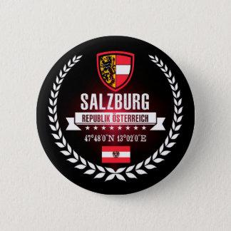 Salzburg Runder Button 5,1 Cm
