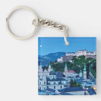 Salzburg-Stadt, Österreich Schlüsselanhänger