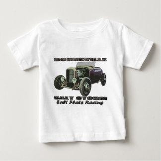 Salzebenen Salzebenelaufens Bonneville Baby T-shirt
