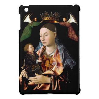 Salzen von Madonna und von Christus-Kind iPad Mini Hülle
