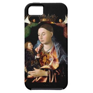 Salzen von Madonna und von Christus-Kind iPhone 5 Cover