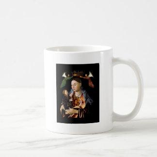 Salzen von Madonna und von Christus-Kind Kaffeetasse