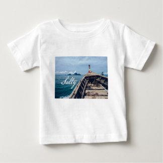 salzige Meere Baby T-shirt