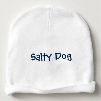 Salziger Hund Babymütze