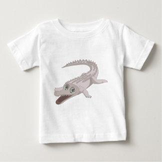 Salzwasser-Krokodil Baby T-shirt
