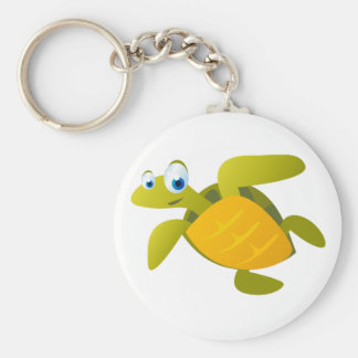 Sam die Meeresschildkröte Schlüsselanhänger