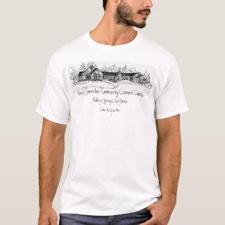 Samariter-vorderes Bild T-Shirt