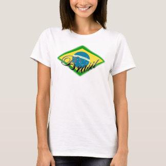 Samba Shirtbrasiliens Brasilien capoeira Liebe T-Shirt