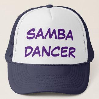 Samba-Tänzer-Fernlastfahrer-Hut Truckerkappe