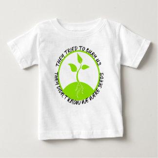 Samen-Baby-Jersey-T - Shirt