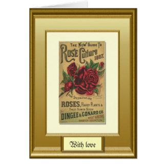 Samen der Vergangenheit, Rosenkultur Karte