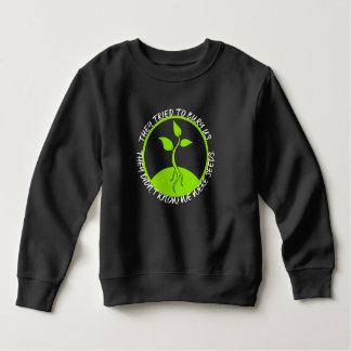 Samen-Kleinkind-Dunkelheits-Sweatshirt Sweatshirt