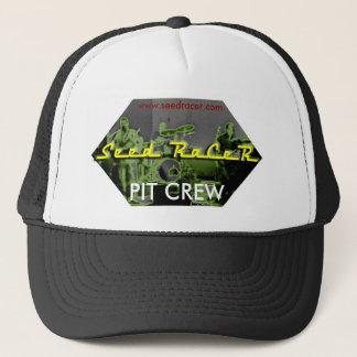 Samen-Rennläufer-Hut #1 Truckerkappe