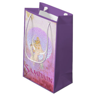 Samhain Gruß-Mondgöttin Kleine Geschenktüte
