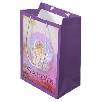 Samhain Gruß-Mondgöttin Mittlere Geschenktüte