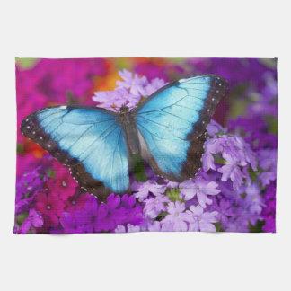 Sammamish Washington tropischer Schmetterling 7 Handtuch