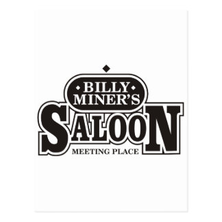 Sammelbaren Billy-Bergmannes Postkarte