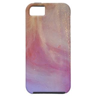 "Sammlung ""des rosa Tornados"" iPhone 5 Schutzhülle"