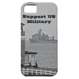 "Sammlung ""schützend unserer Ufer"" iPhone 5 Hülle"