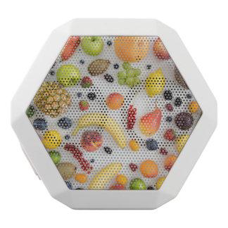 Sammlung Sommerfrüchte Weiße Bluetooth Lautsprecher