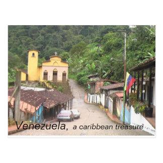 Sammlung: Venezuela, ein karibischer Schatz Postkarte