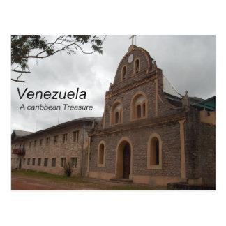 Sammlung Venezuela, Schatz A Karibisches Meer Postkarte