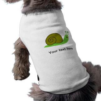 Sammy die grüne Garten-Schnecke Shirt