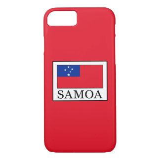Samoa-Inseln iPhone 8/7 Hülle