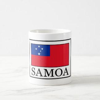 Samoa-Inseln Kaffeetasse