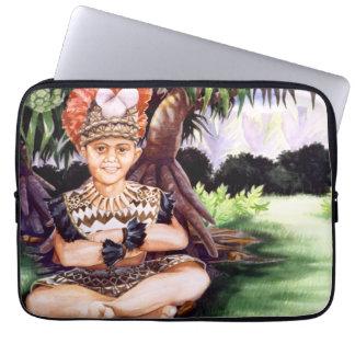 Samoa-Inseln Laptop Sleeve
