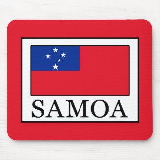 Samoa-Inseln Mousepad